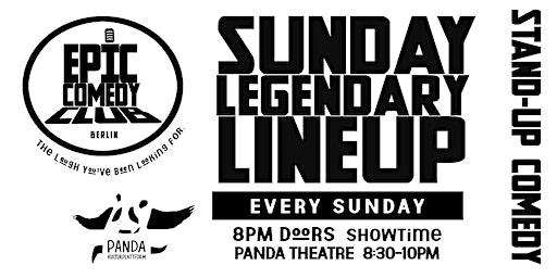 Sunday Legendary Lineup