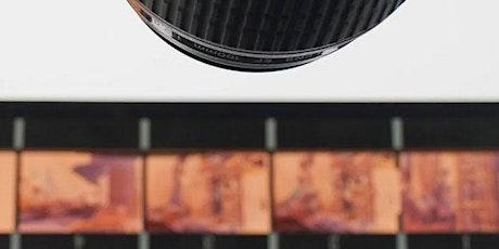 Dia's  en negatieven reproduceren ipv scannen (workshop door Eduard de Kam) tickets