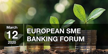 European SME Banking Forum tickets