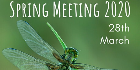 British Dragonfly Society Spring Meeting tickets