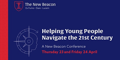Helping Young People Navigate The 21st Century 14 May tickets