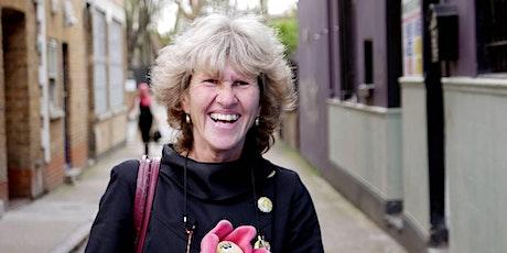 In the Footsteps of Great Lives: Women's London - Rachel Kolsky tickets