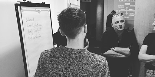 Mental Health First Aid for Barbers, Tattooists and Bartenders (2 day course)