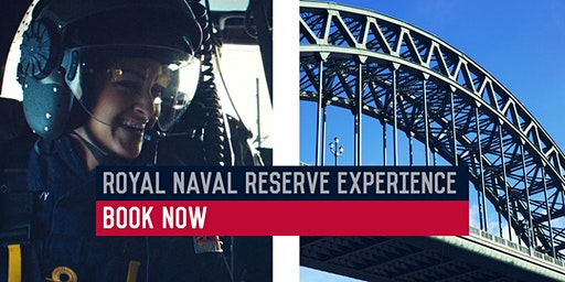 Royal Naval Reserve Experience – HMS Calliope, Tyneside – 05/02/2020