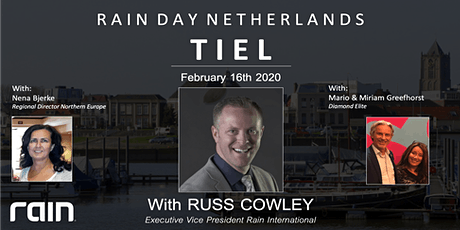 Rain Day Nederland tickets