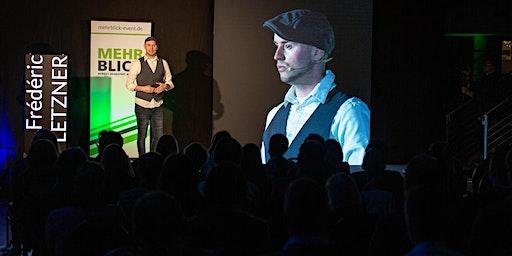 MEHRBLICK - Die Speaker Night für Deine erfolgreiche Selbstständigkeit