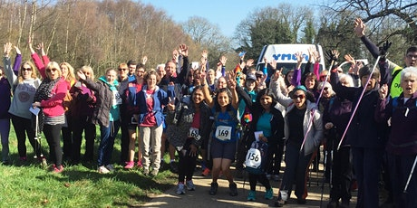 YMCA EAST SURREY FREE WALKING TRAINING - Sunday 19 April 2020 tickets