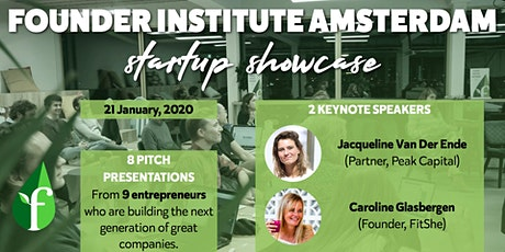 Founder Institute Amsterdam Demo Day & Networking Event tickets