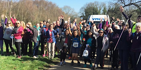 YMCA EAST SURREY FREE WALKING TRAINING - WEDNESDAY NIGHT COLLEY HILL CIRCUITS tickets