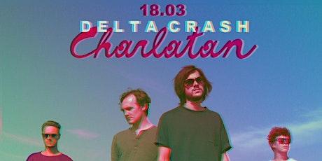 Delta Crash + support tickets