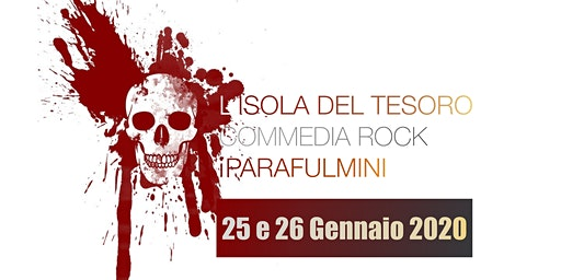 L'Isola del Tesoro - Commedia Rock