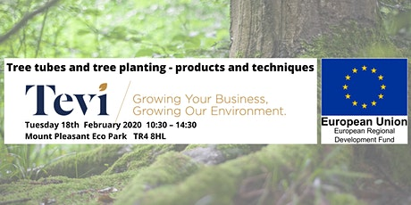 Tree tubes and tree planting - products and techniques tickets