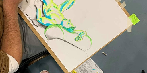 Life Drawing classes - all session ticket