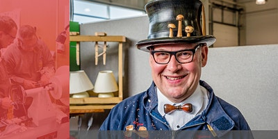 North Shields Store - Andrew Hall 'The Hat Man'
