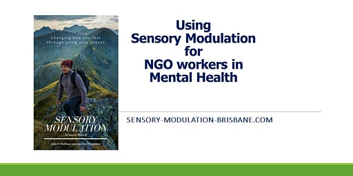 Sensory Modulation for NGO workers in mental health