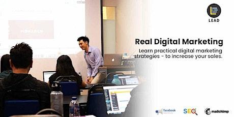 Real Digital Marketing (Hands-on digital marketing workshop in KL) tickets