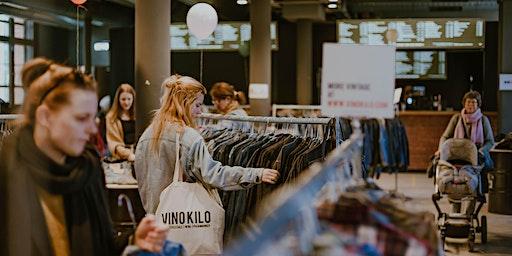 Vintage Kilo Sale • Braunschweig • VinoKilo
