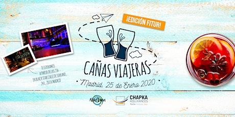 Cañas Viajeras XIV - ¡Edición FITUR! entradas