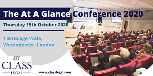 The At A Glance Conference 2020