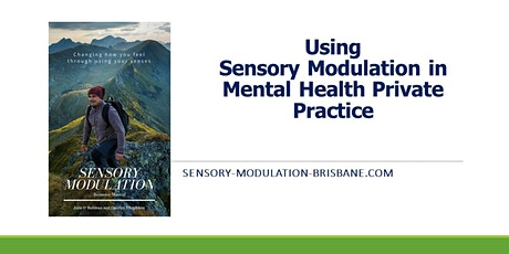 Sensory Modulation in Mental Health Private Practice tickets