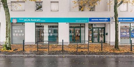 AGN Avocats lance un Tour de France de la Fiscalité à Nantes ! billets