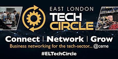 East London Tech Circle- March Meet tickets