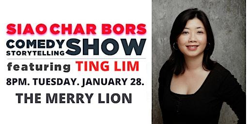 Siao Char Bors Comedy ft. Ting Lim