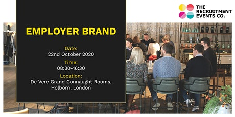 Employer Brand, 22nd October - The Recruitment Events Co. tickets