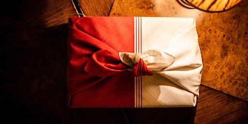 Japanese Furoshiki Gift-Wrapping