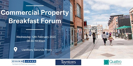 Commercial Property Breakfast Forum