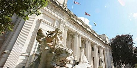 Postgraduate Open Evening - Cardiff University, School of Social Sciences / Noson Agored i Ôl-raddedigion - Prifysgol Caerdydd, Ysgol y Gwyddorau Cymdeithasol tickets