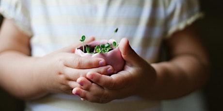 Kids Balcony Garden Workshops tickets