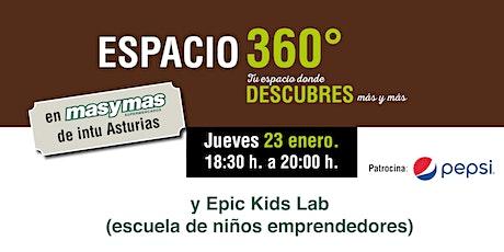 Epic Kids Lab - Escuela de Niños Emprendedores entradas