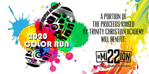 Trinity Christian Academy's Annual Color Run