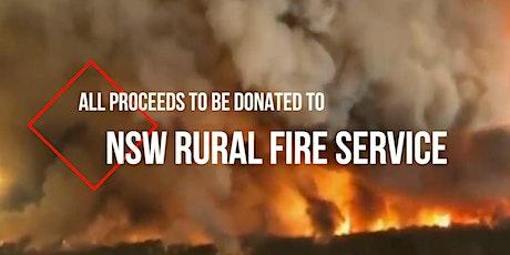 NSW Bushfire Fundraiser Concert Series tickets
