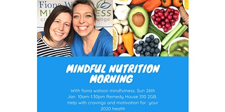 New Year Mindfulness in Sheffield with Fiona Watson Mindfulness  tickets