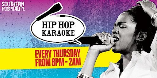 Hip Hop Karaoke @ Queen of Hoxton