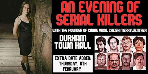An Evening of Serial Killers