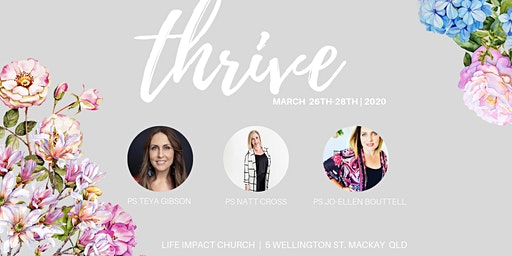 Thrive Conference 2020