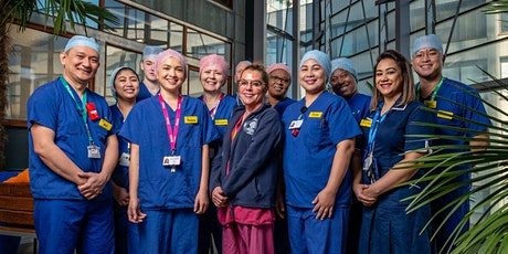Guy's and St Thomas' Recruitment-Critical Care, Theatres & Evelina Theatres tickets
