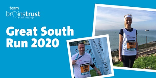 Great South Run 2020 - free charity place