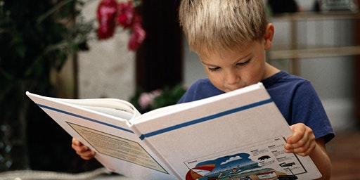 Lancashire Reading Trail: story and activity session (Thornton)