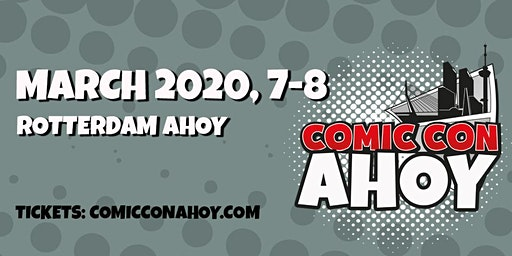 Comic Con Ahoy 2020