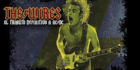 The Wires - El tributo definitivo a AC/DC en Bilbao entradas