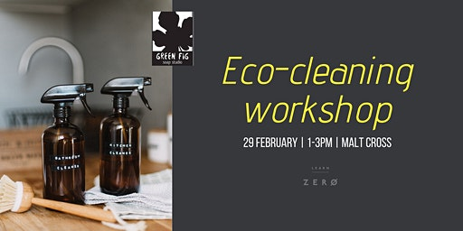 Eco-Cleaning Workshop