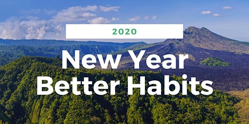 New Year, Better Habits