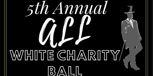 The Gentlemen's 5th Annual All White Ball