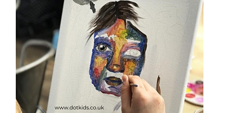 One Term: Children's Art Tuition Class (children age 8 - 11 years) tickets