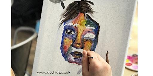One Term: Children's Art Tuition Class (children age 8 - 11 years)