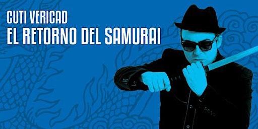 """CUTI presenta """"El Retorno del Samurai"""""""